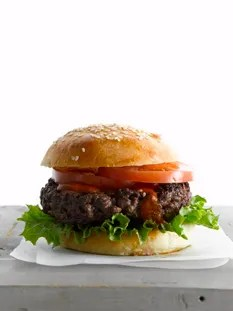 Home Of The Burger : burger, Paris,, Burger, Yorker