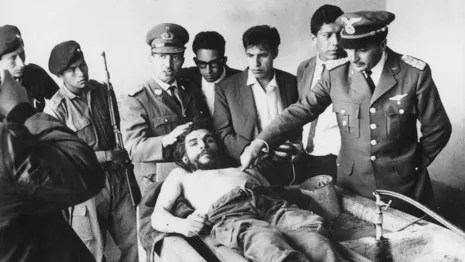 Burial Lessons From Che to bin Laden  The New Yorker
