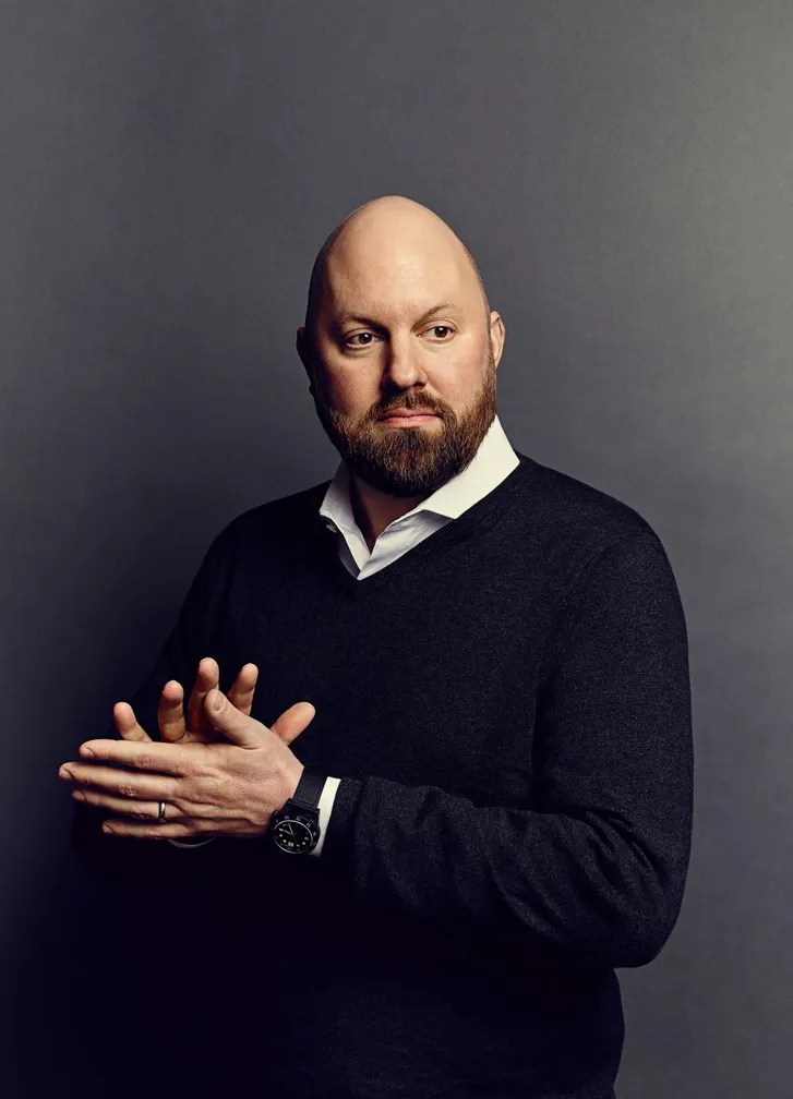 The Mind of Marc Andreessen  The New Yorker