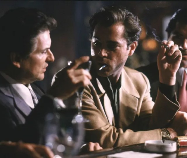 The Movie Goodfellas Settling In Today For A Week Long Revival At Film Forum Opens With A Three Ply Scene Set In 1970 Of Grotesque Contrasts
