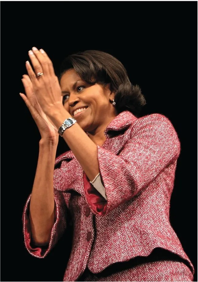 Michelle Obama Has Penis : michelle, obama, penis, Michelle, Obama, Politics, Candor, Yorker