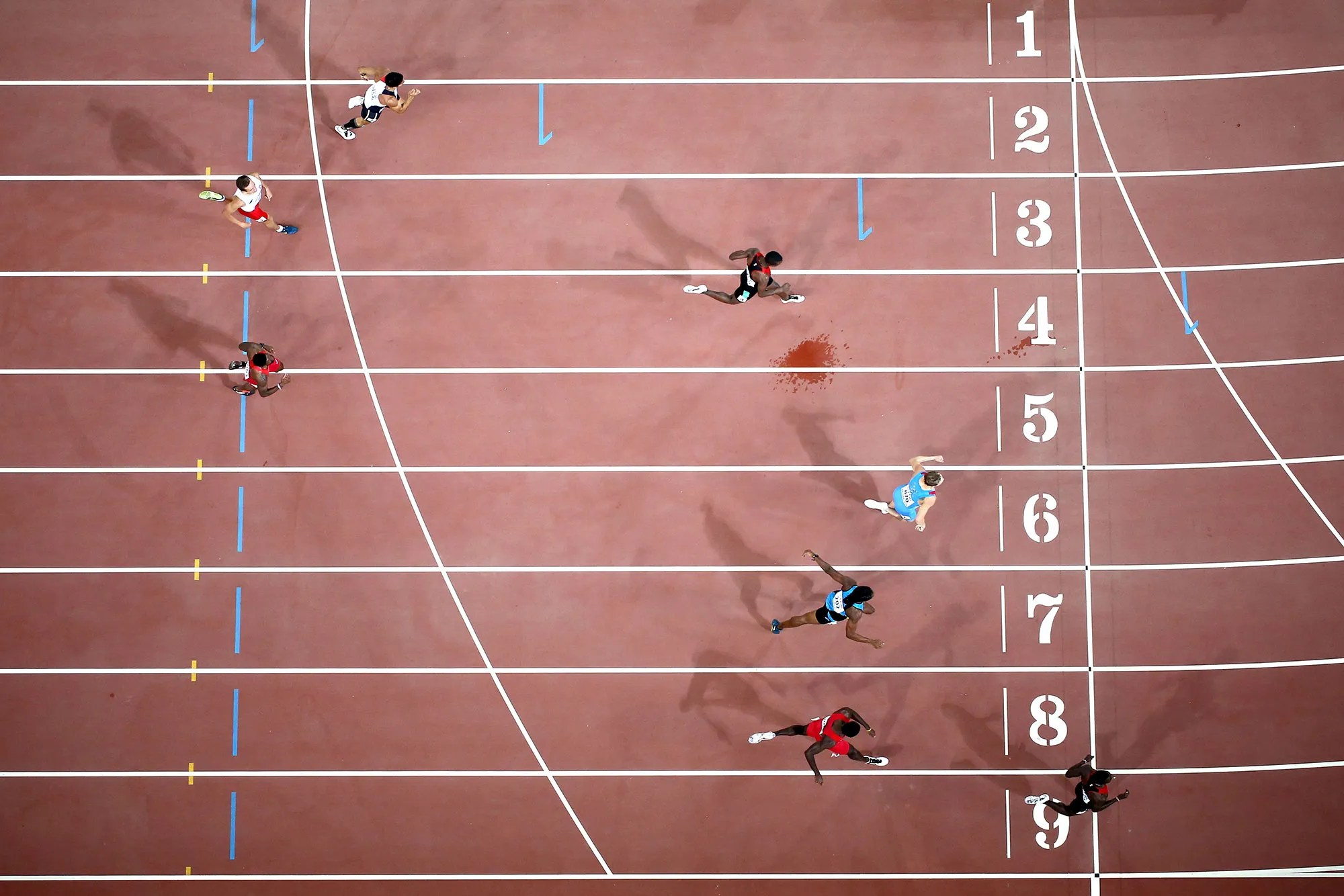 Using Math To Catch Athletes Who Dope