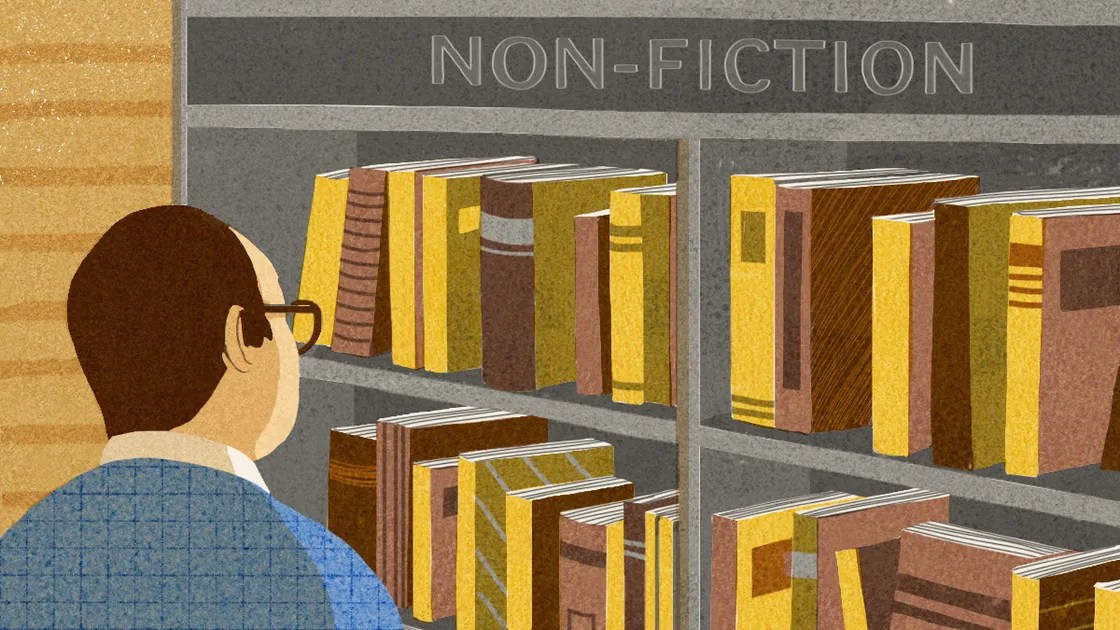 The National Book Awards Longlist Nonfiction  The New Yorker