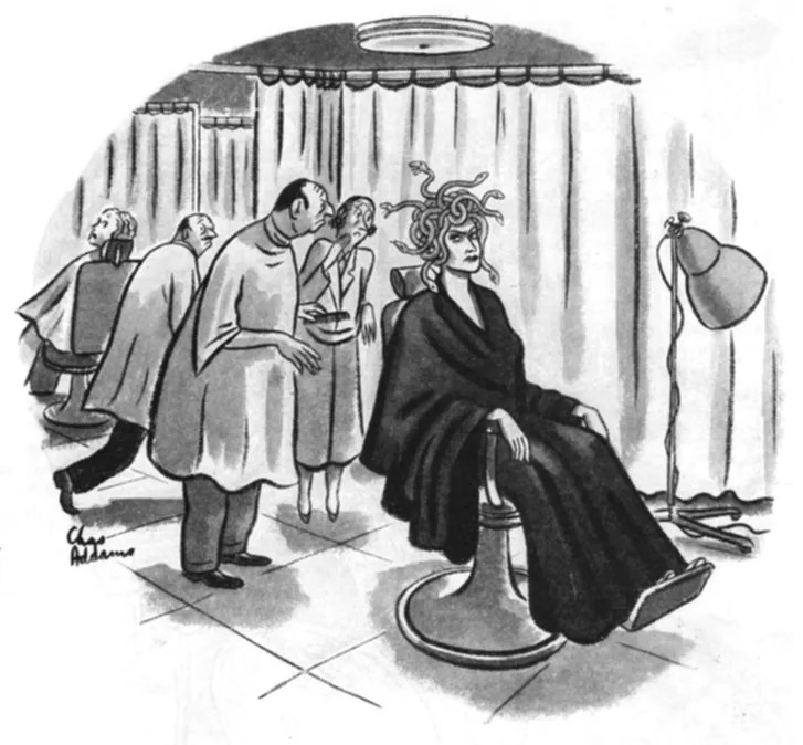 Charles Addams  The New Yorker