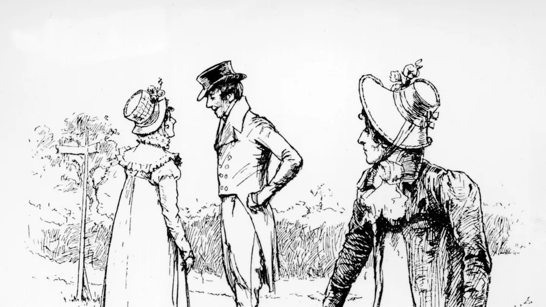 Returning to Life with Jane Austens Emma  The New Yorker