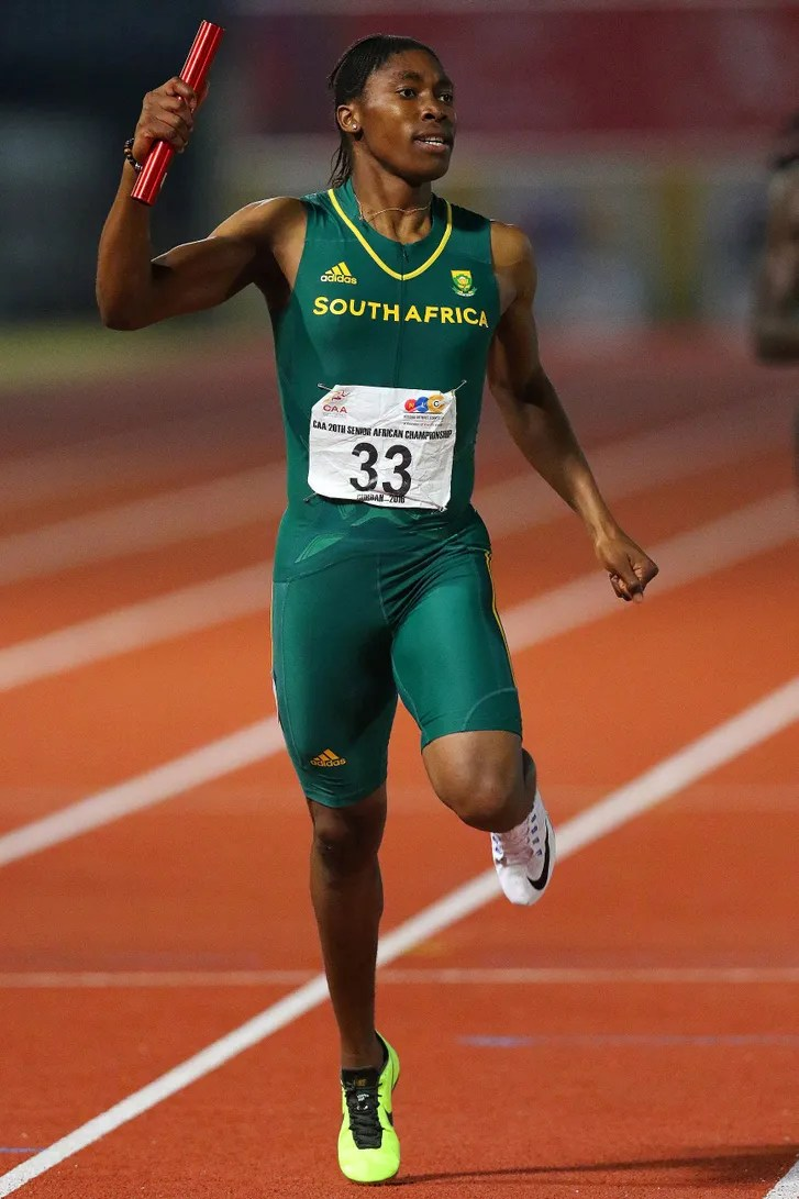 Caster Semenya and the Logic of Olympic Competition  The