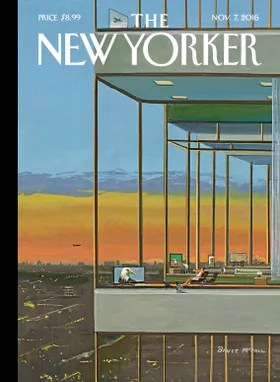 The New Yorker November 7 2016 Issue  The New Yorker