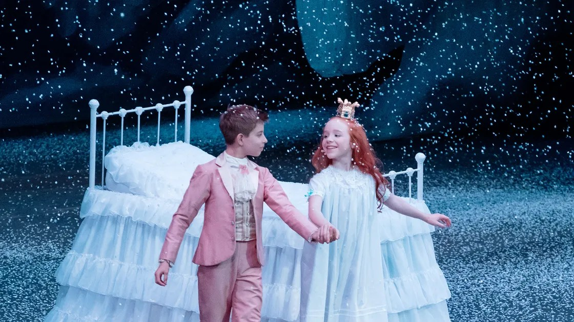 Princely Duties at The Nutcracker  The New Yorker