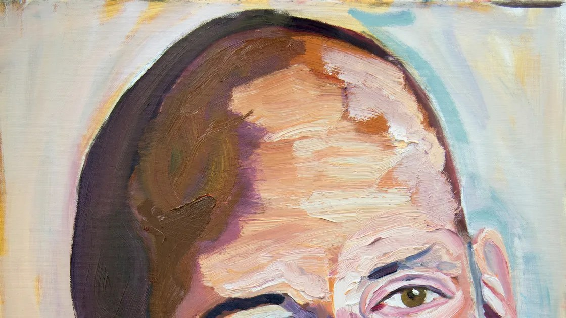 George W Bushs Painted Atonements  The New Yorker