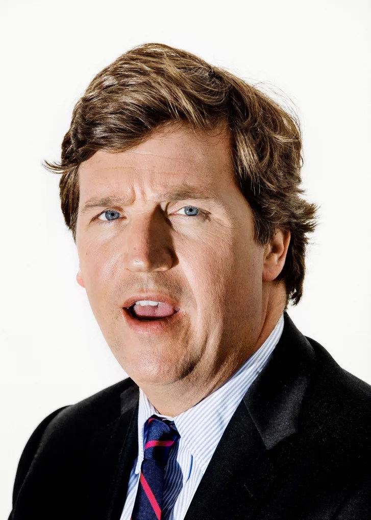 Tucker Carlson's Fighting Words  The New Yorker