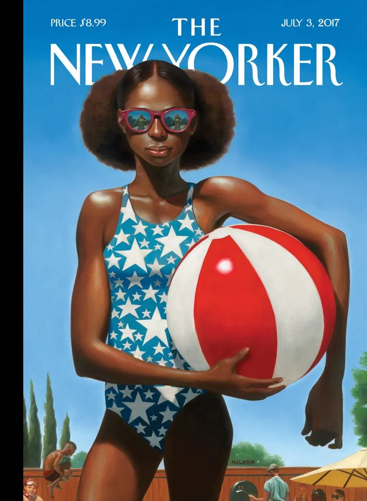 Kadir Nelsons Bright Star  The New Yorker
