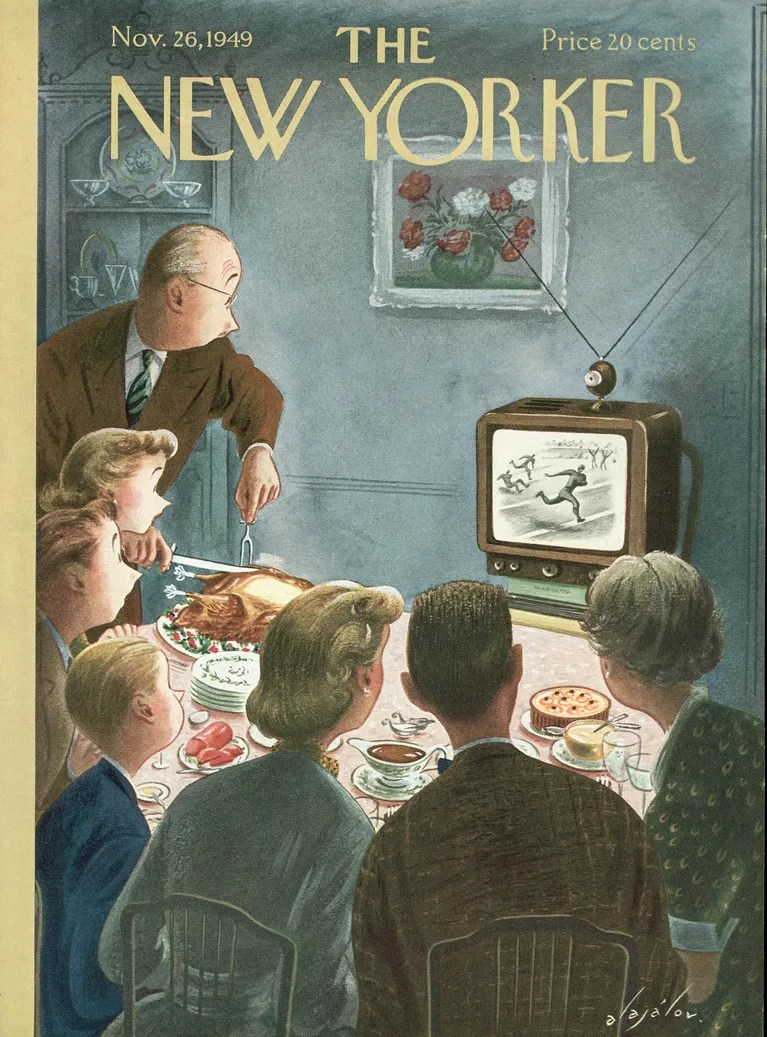 Bruce Eric Kaplans Screen Time  The New Yorker