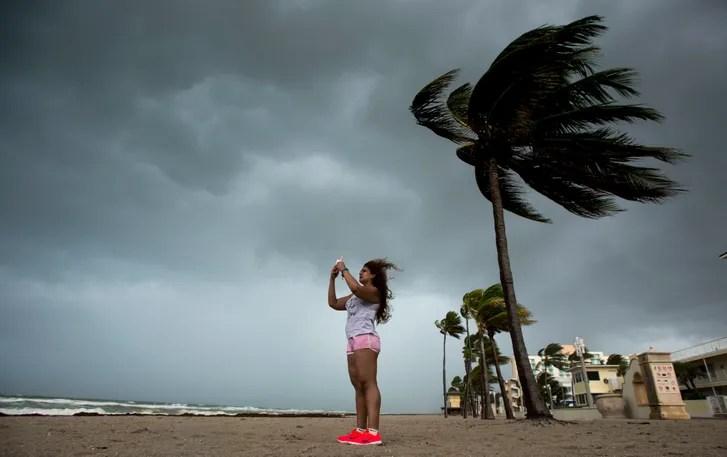 getting through hurricane irma