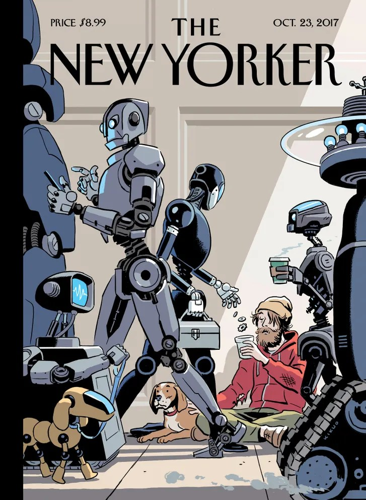 R Kikuo Johnsons Tech Support  The New Yorker