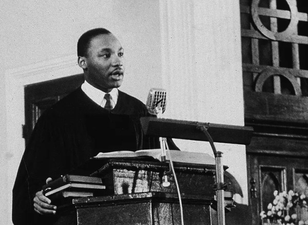 martin luther king # 47