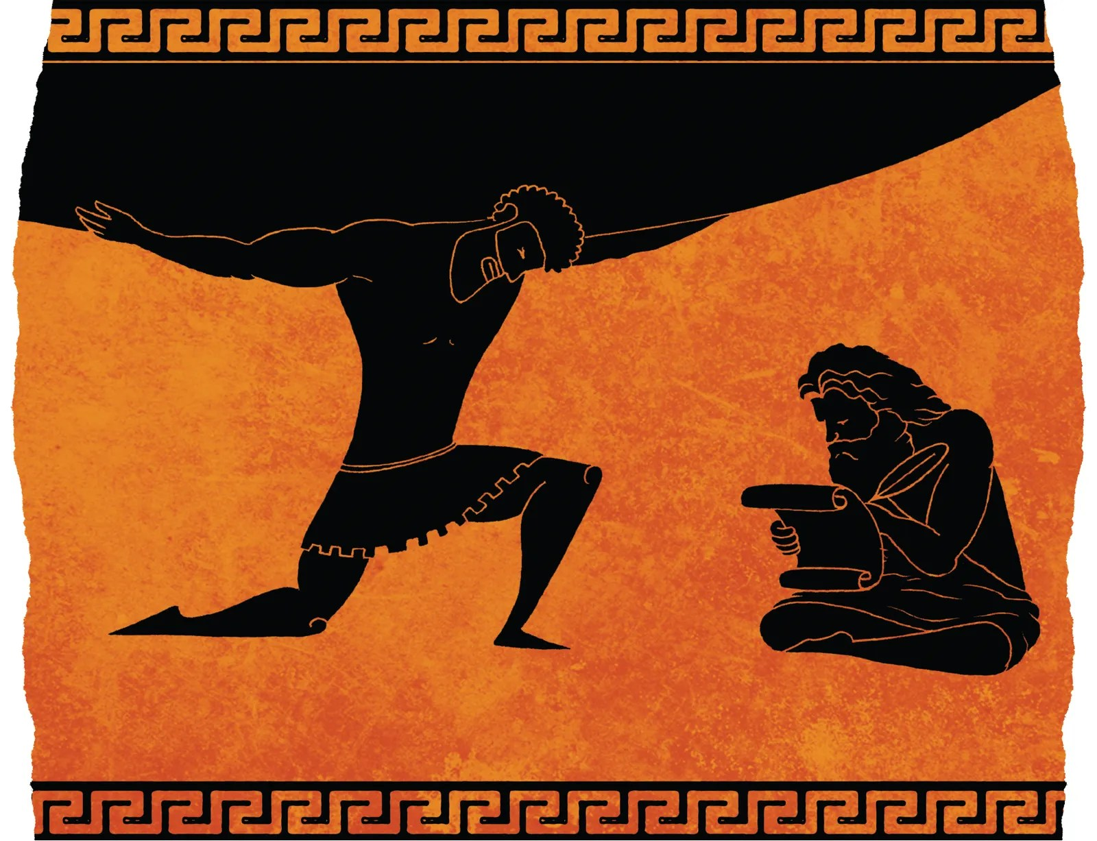 The Twelve Emotional Labors Of Hercules