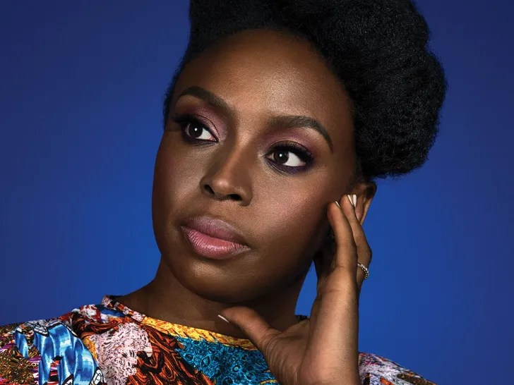 Image result for I have a problem with someone holding the door for a woman - Chimamanda Adichie