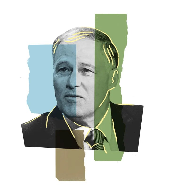 jay inslee wants to