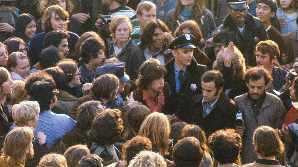 The Chaos of Altamont and the Murder of Meredith Hunter