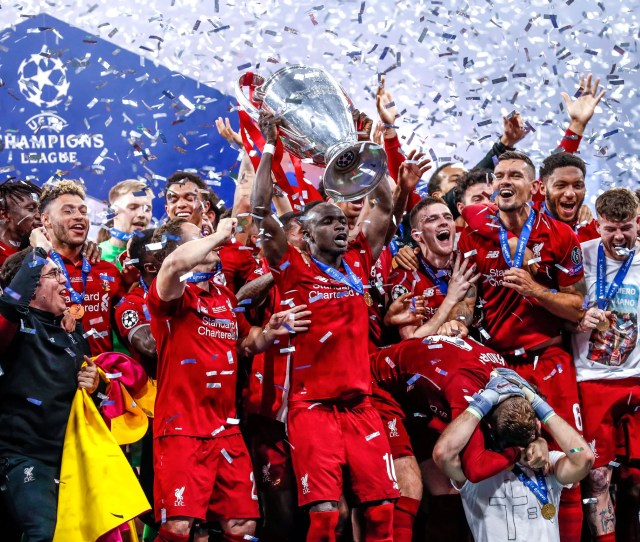 Liverpools Long Journey To Champions League Victory The New Yorker