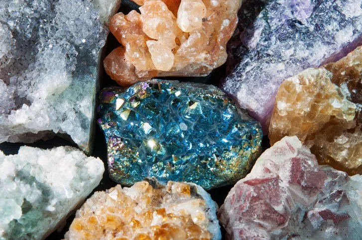 healing crystals and how