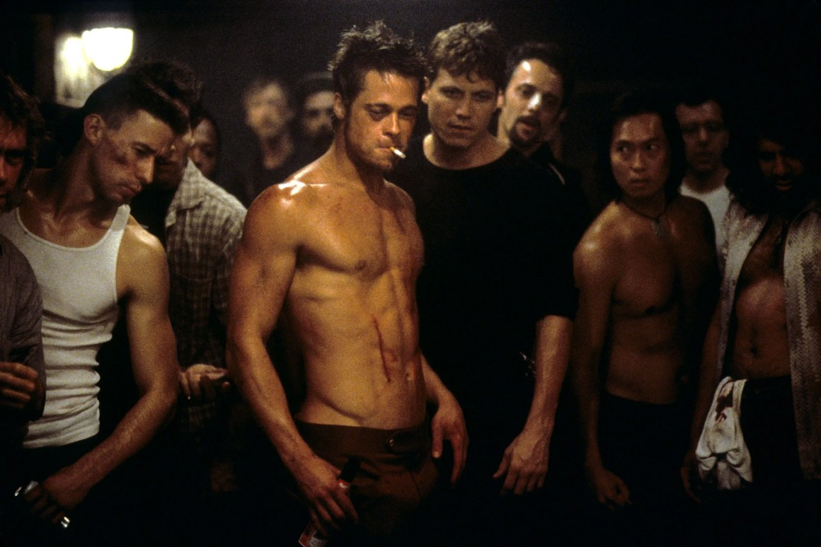 """The Men Who Still Love """"Fight Club"""" 