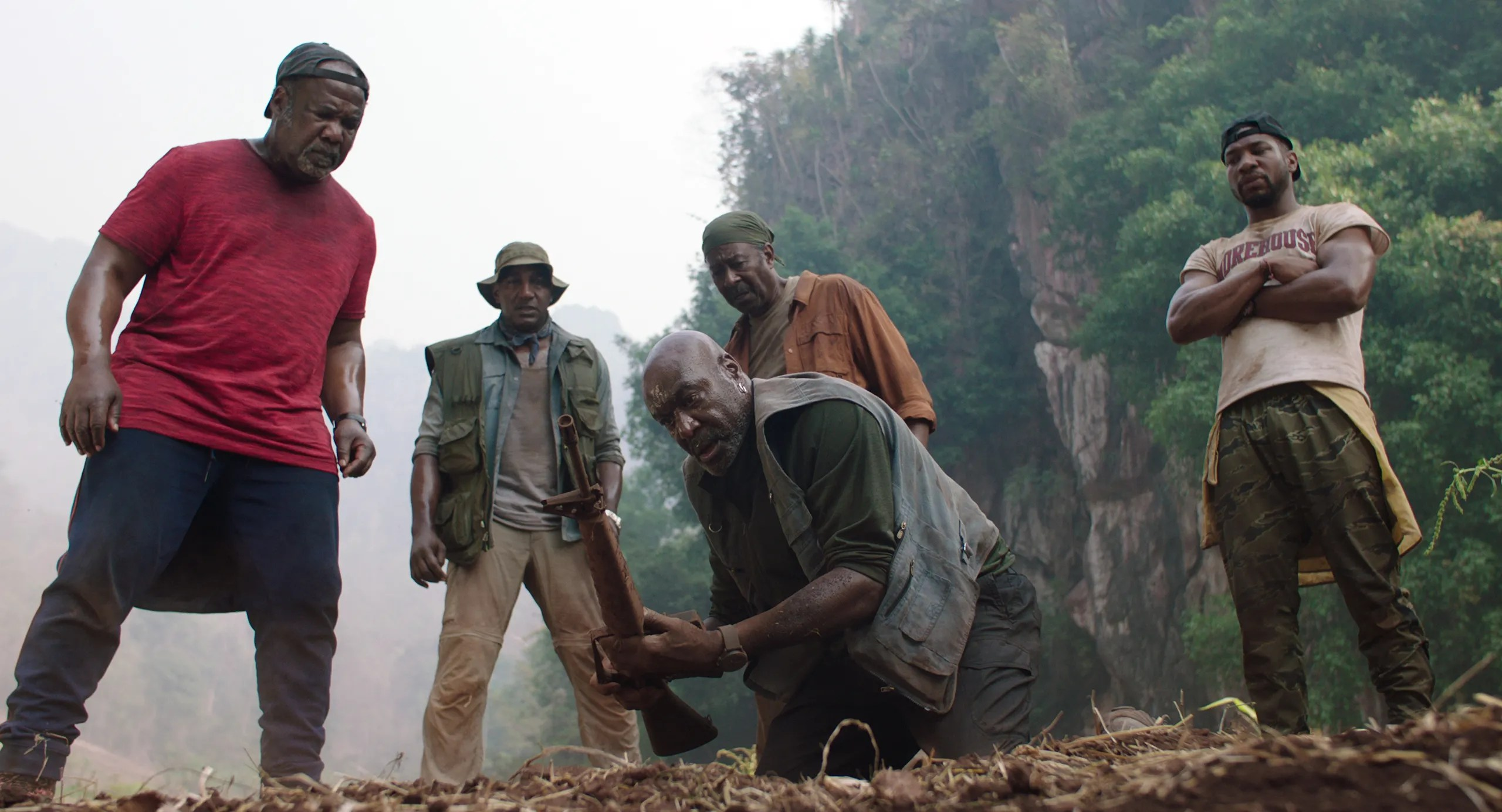 """Spike Lee's """"Da 5 Bloods,"""" Reviewed: Vietnam and the Never-Ending ..."""