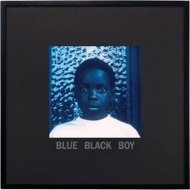 "Carrie Mae Weems, ""Blue Black Boy"""