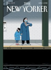 April 5, 2021 New Yorker cover