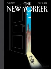 May 24, 2021 New Yorker cover
