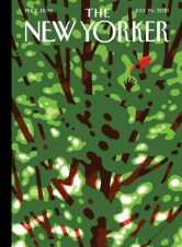 July 26, 2021 New Yorker cover