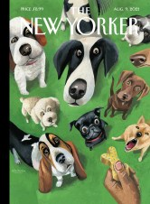 August 9, 2021 New Yorker cover