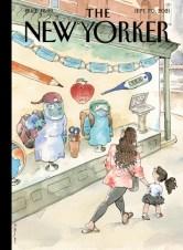 September 20, 2021 New Yorker cover