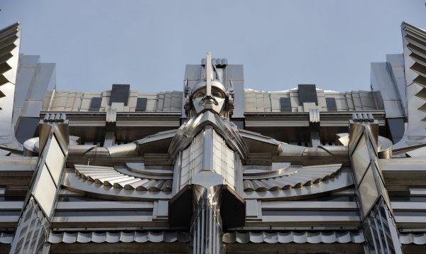 Art Deco Buildings New York