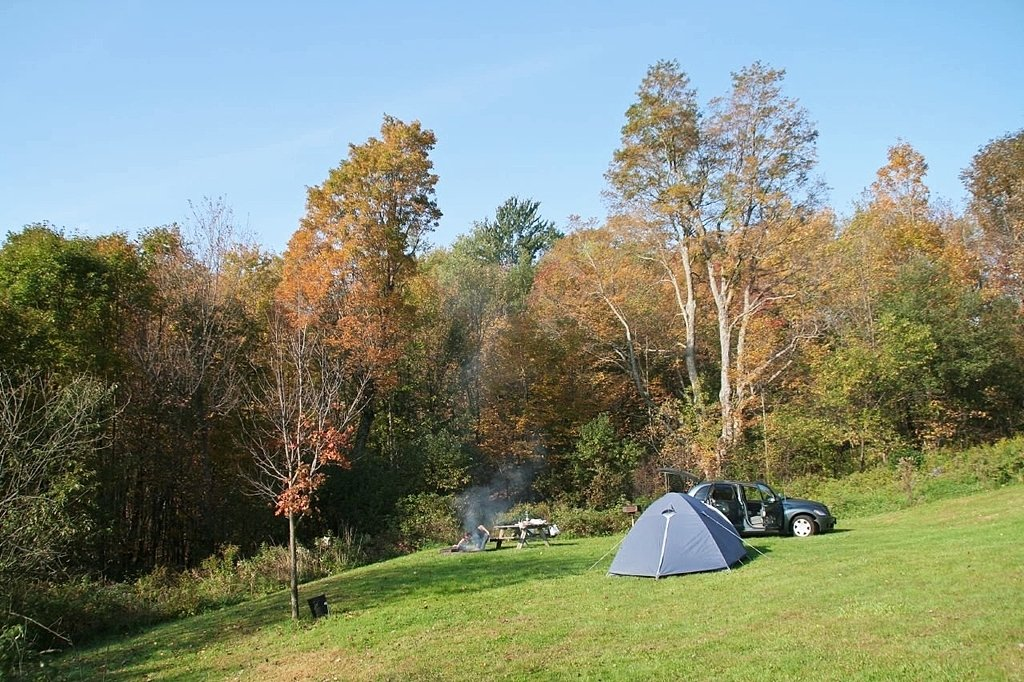 Fall camping in Upstate NY Best campgrounds to try this