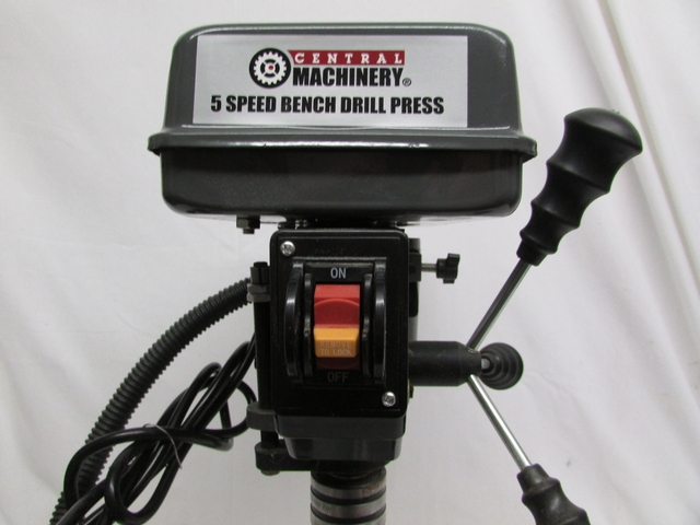 Central Machinery 8 Drill Press