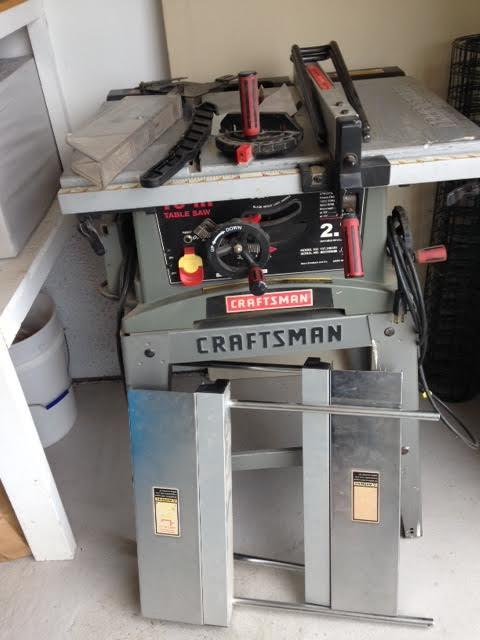 Craftsman 27 Hp Table Saw Review