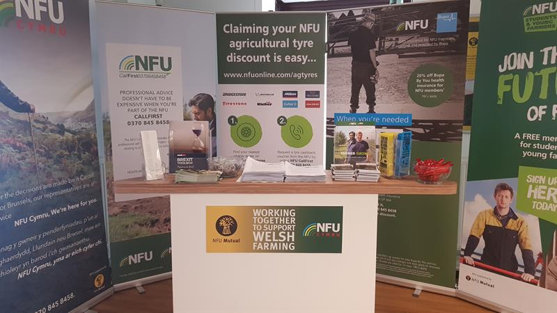 New Nfu Cymru Business Zone At The Royal Welsh Show Nfu Cymru