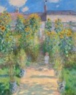 image: The Artist's Garden at Vétheuil