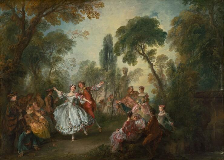 Francois Boucher Paintings Women