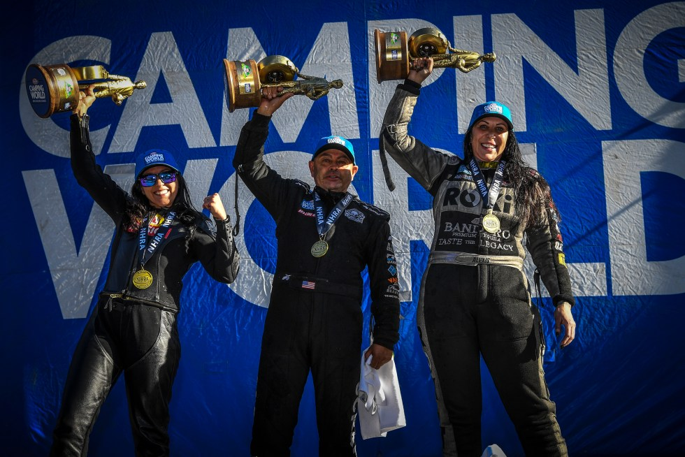 2021 NHRA Thunder Valley Nationals winners