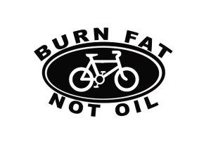 bränn fett inte bensin