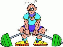styrka muskler