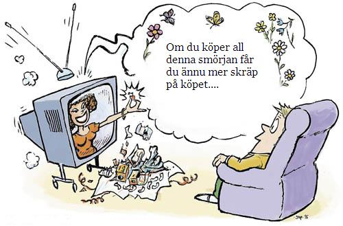 Dieter och TV-Shop