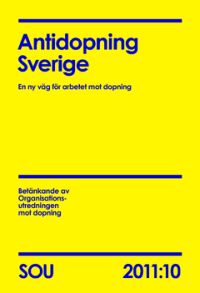 antidoping sverige