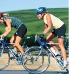 Introduktion till att cykla i grupp