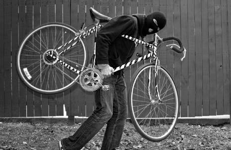 cykelstöld