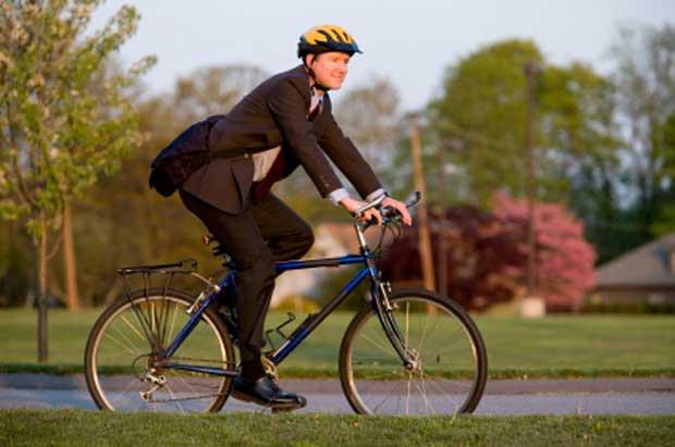 cykelpendling till jobbet