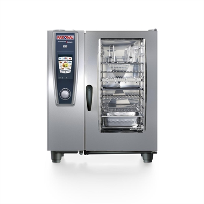 Rational SelfCooking Centre SCC101E  CG376  Buy Online at Nisbets
