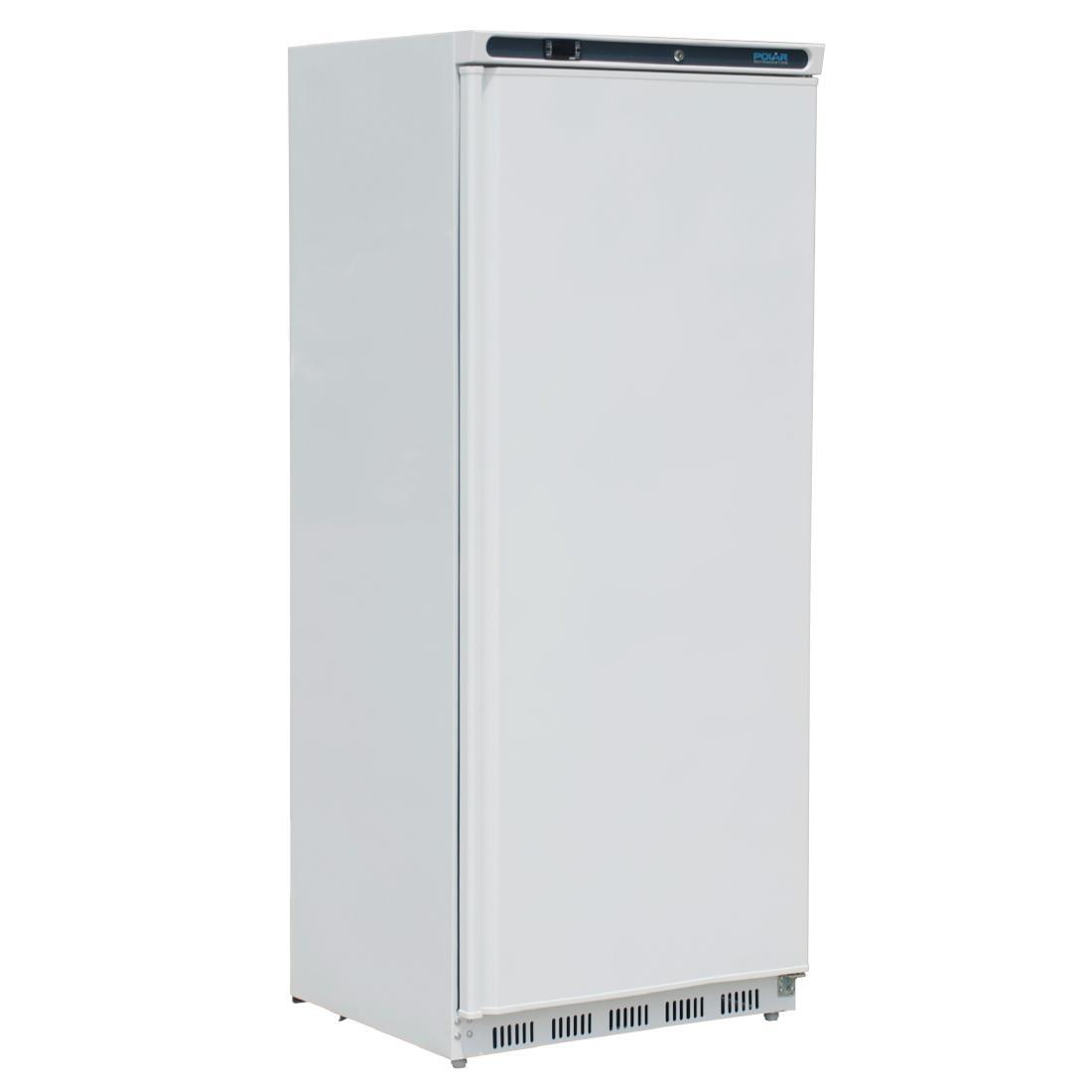Polar Kühlschrank Weiß 600L - Cd614 - Nisbets Der Lieferant Für